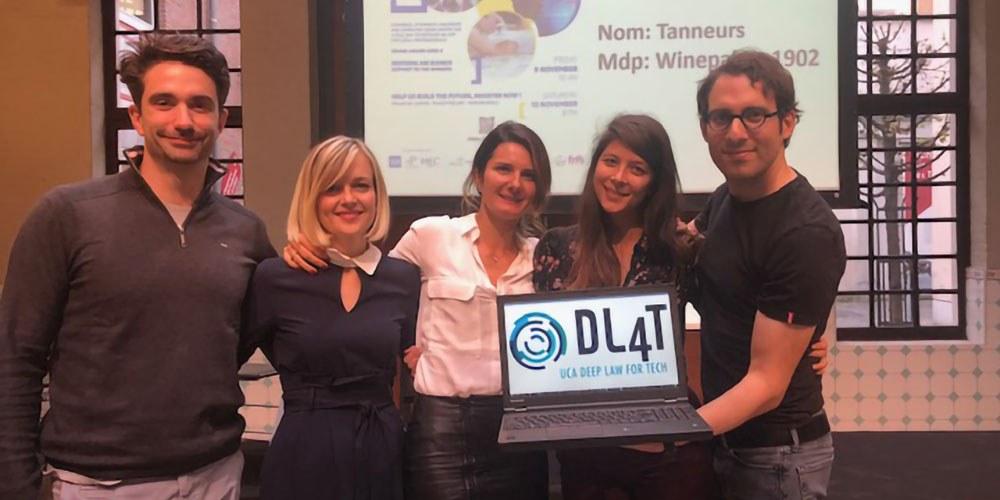 L'équipe de DL4T