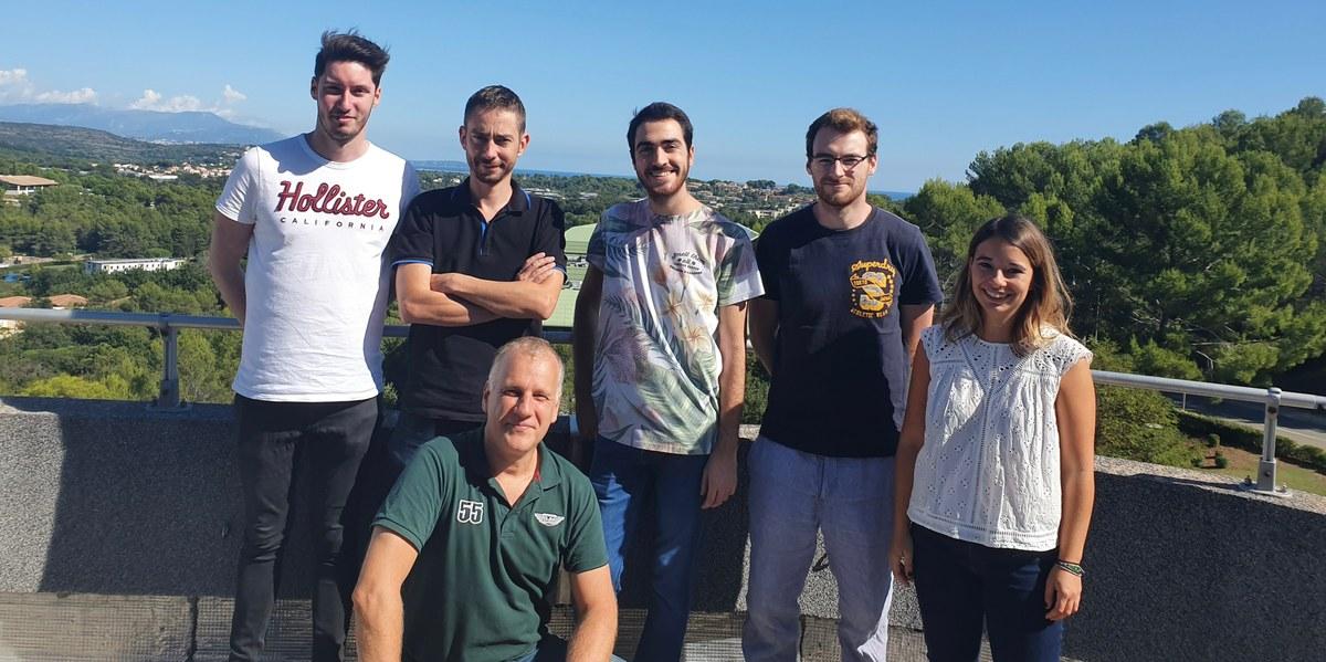 L'équipe de Philippe Blancou, Professeur des Universités à l'Institut de Pharmacologie Moléculaire et Cellulaire