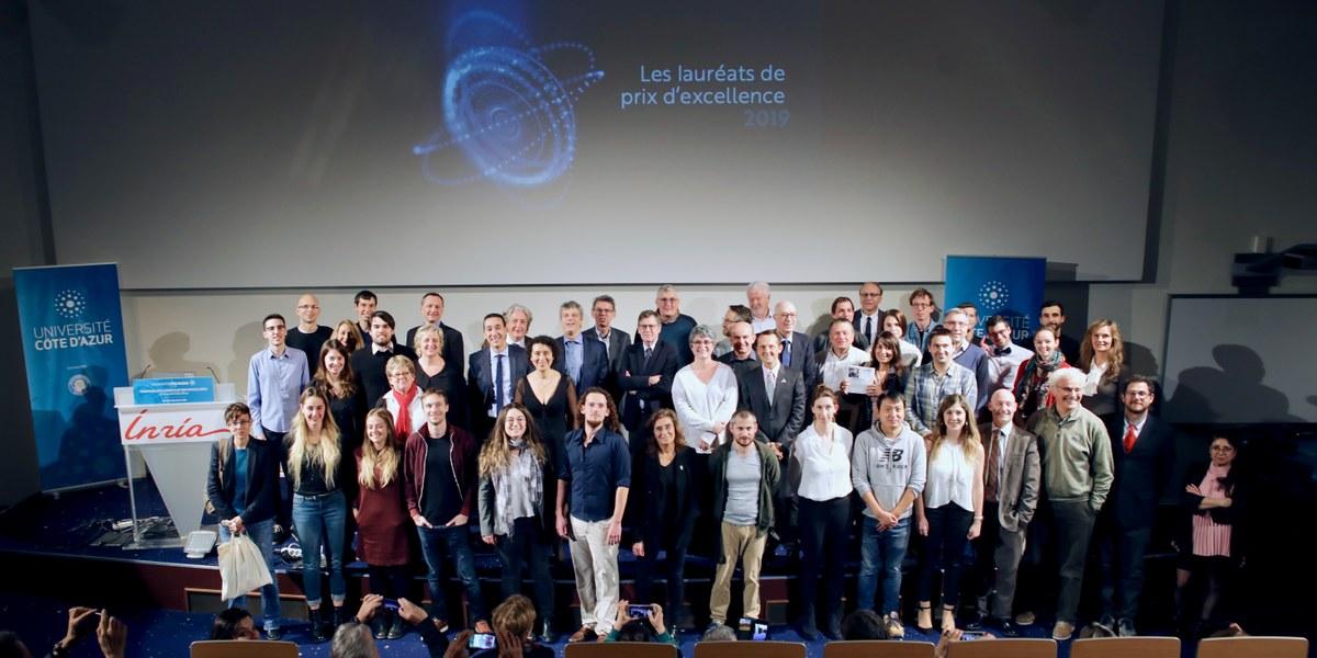 photo de l'évènement la soirée des prix d'excellence d'Université Côte d'Azur