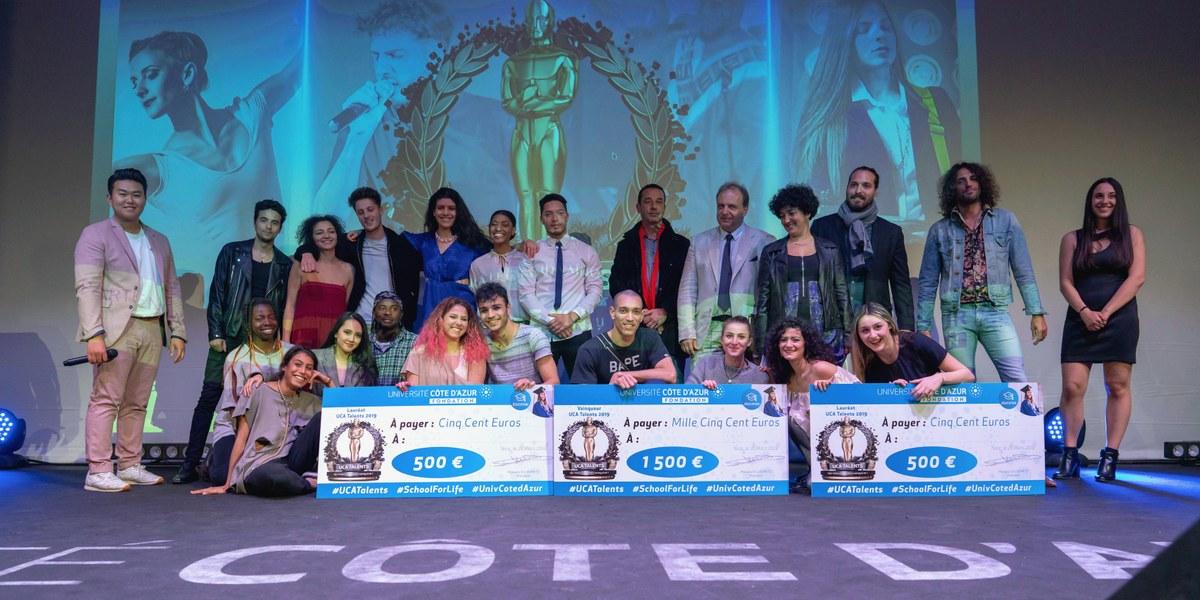 photo de l'évènement  concours UCA Talents