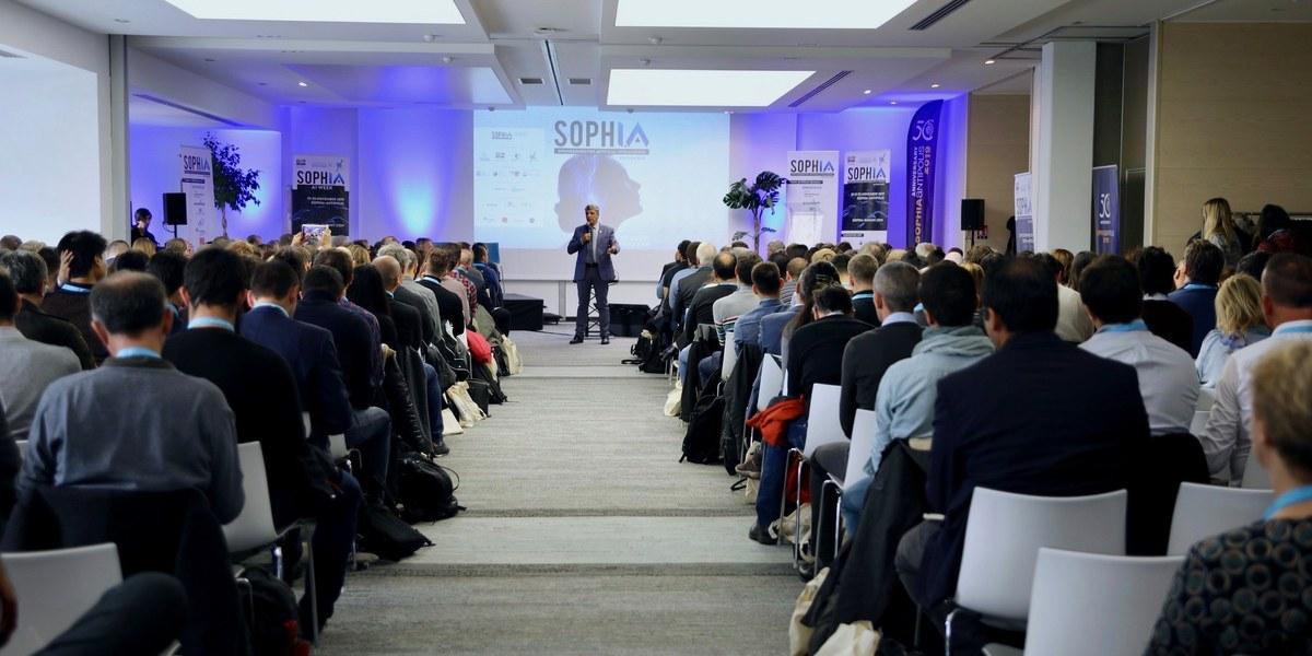 photo de l'évènement SophIA Summit
